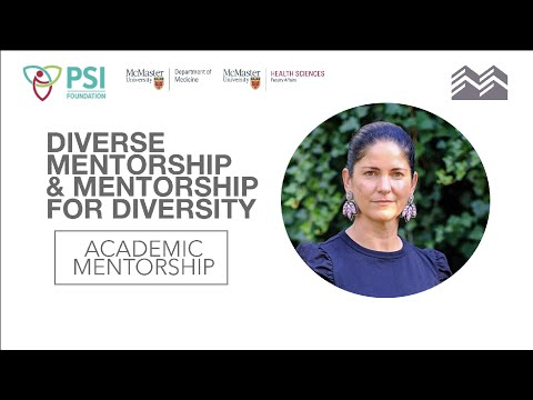 Diverse Mentorship & Mentorship for Diversity | Dr. Lisa Richardson | PSI Academic Mentorship 2021