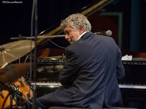 Monty Alexander Trio - Nature Boy / Running Away- Live @ Blue Note Milano