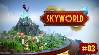Skyworld VR • #03 • Live • Kampf um die Mine • HTC-Vive