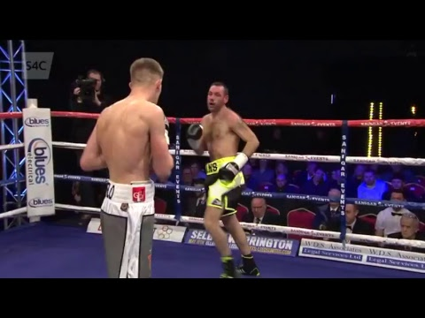 Bocsio Byw |  Live Boxing on S4C.