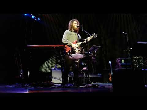 """Dweezil Zappa: Adam Minkoff sings """"Oh, In The Sky"""" at Stowe Performing Arts Center 2018.04.14"""