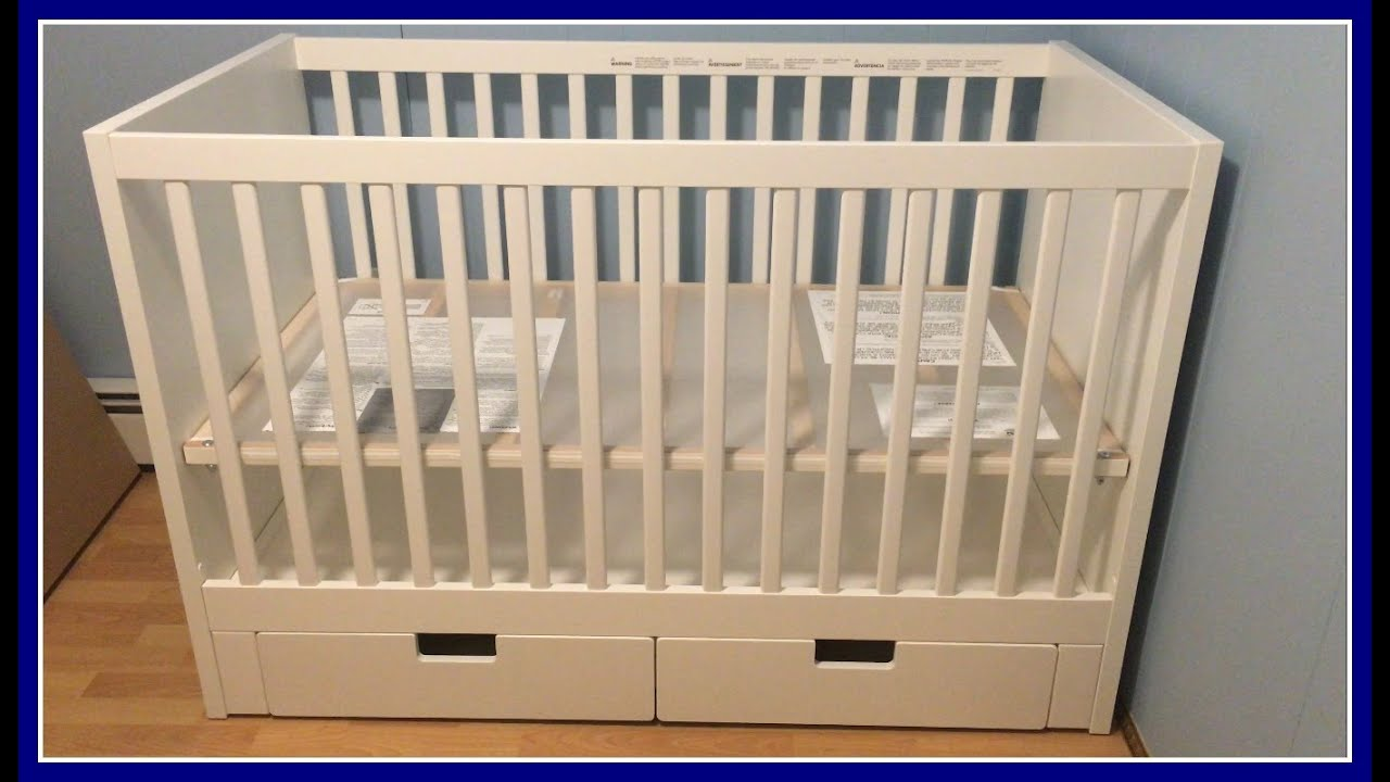 Ikea Crib Building The Stuva Ikea Crib-march 2016 | Fiveminutesandus