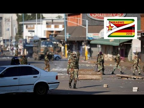 Zimbabwe govt warns opposition; US, UK bemoan post-poll violence