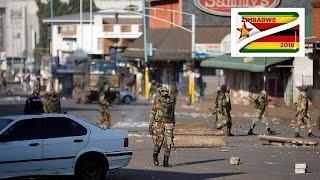 Zimbabwe govt warns opposition; US, UK bemoan post-poll violence