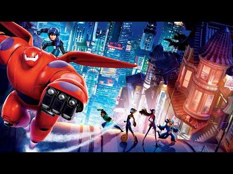 Download Big Hero 6 (2014) Film Explained in Hindi/Urdu | Big Hero 6 Baymax Summarized in Urdu