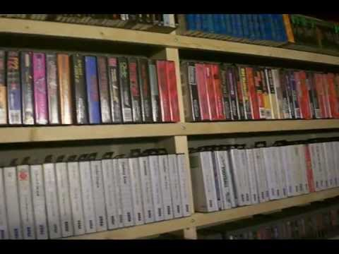 Cheap DIY Video Game Or DVD Shelves: $15 And An Hour Of Work For 700+ Game  Storage