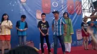 Game Show 3K Team - Hút Giấy - Hanoi Obon Festival