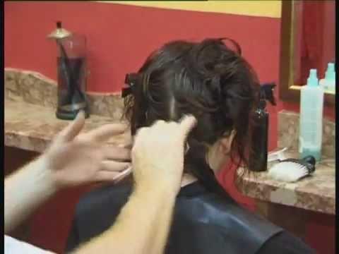 Online Hair School: Short Layered Haircut