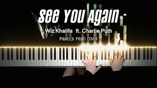 Wiz Khalifa - See You Again ft. Charlie Puth   Piano Cover by Pianella Piano [Furious 7 Soundtrack]