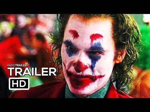 JOKER Official Trailer (2019) Joaquin Phoenix, DC Movie HD