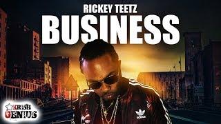 Rickey Teetz - Business - August 2018