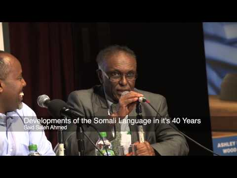 History and Development of the Somali Script