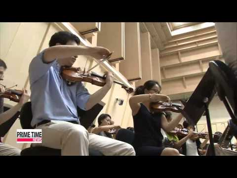 Seoul Philharmonic Orchestra to live record...