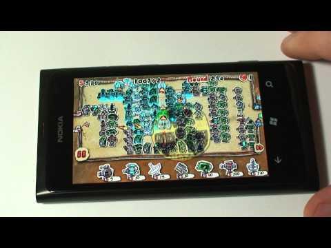 AE Zombie Defender (Защита Башни) для Windows Phone