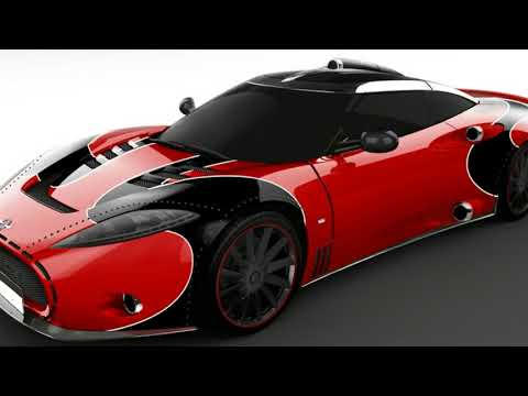 Review: 2018 Spyker reveals special C8 Aileron LM85 to close out model's production