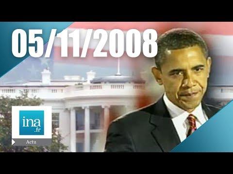 20 heures : [émission du 5 novembre 2008]
