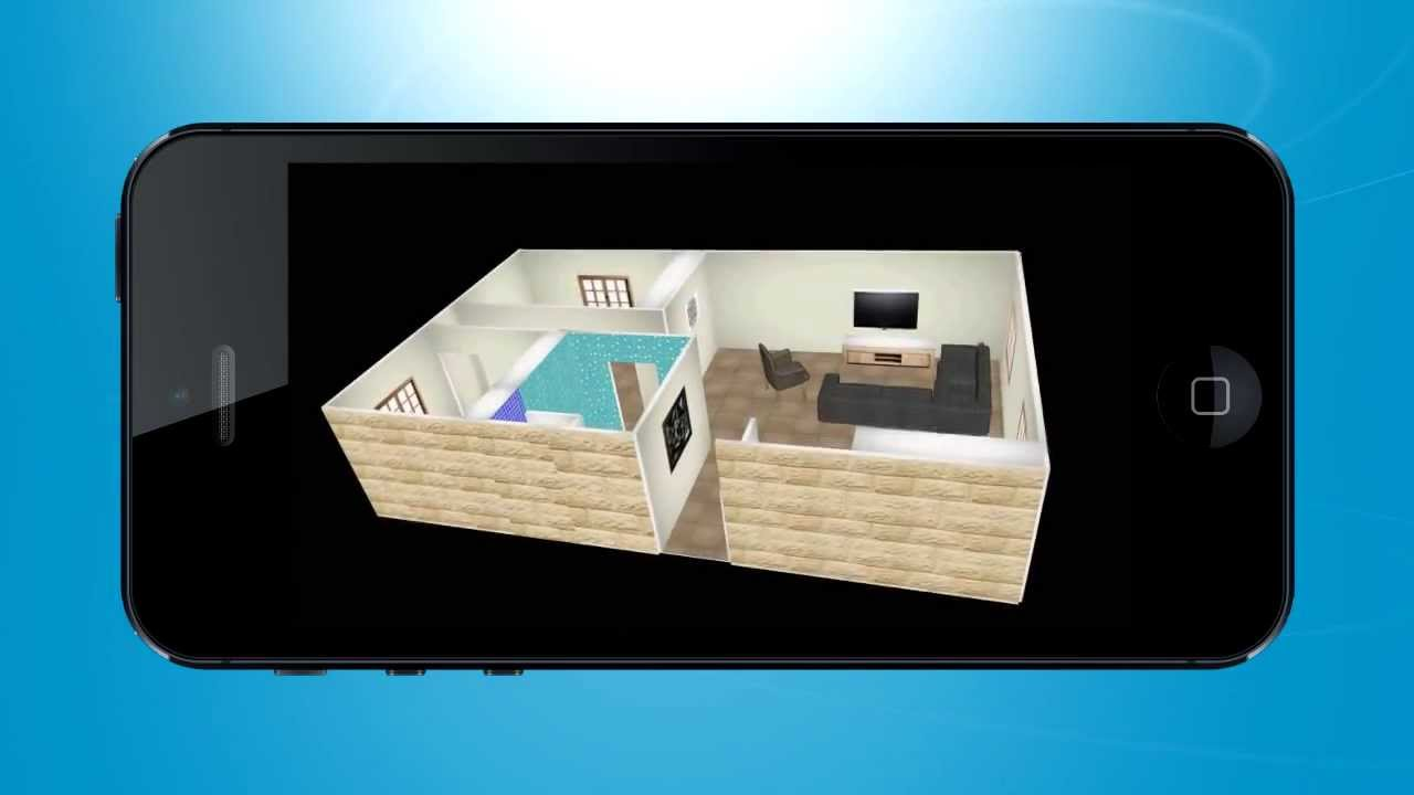Buildapp 3d home design app youtube for Home design 3d gratis italiano