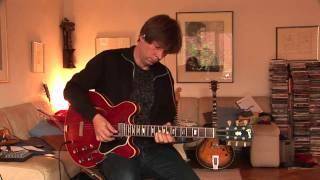 1965 Gibson ES-335 Part 3 Clean