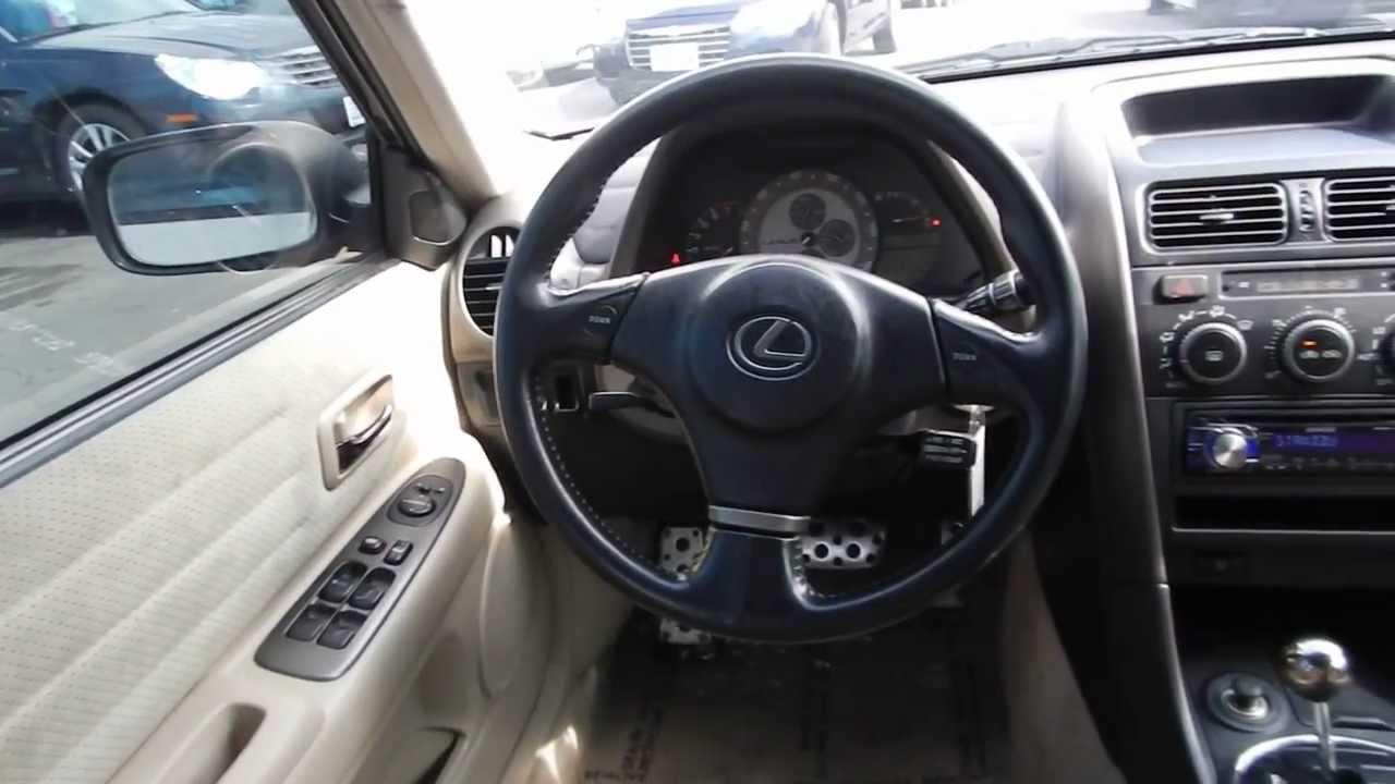 Is300 Interior