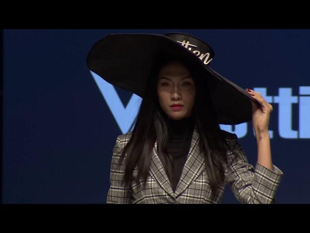 VIET TIEN | VIETNAM INTERNATIONAL FASHION WEEK FALL WINTER 2018