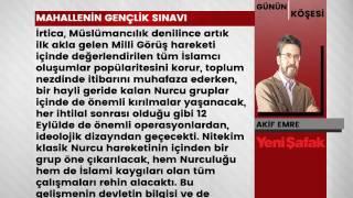 AKİF EMRE-MAHALLENİN GENÇLİK SINAVI-11.10.16
