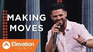 Стивен Фуртик - Делая шаги (Making Moves) | Проповедь (2017)