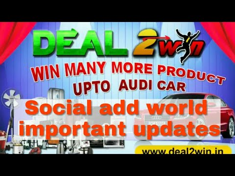 Social add world new updates By MD sir