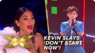 Baixar Kevin McHale slays Dua Lipa's 'Don't Start Now' | Live Week 3 | X Factor: Celebrity