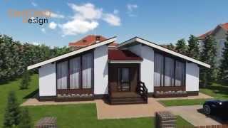 Проекты коттеджей(Проекты коттеджей Этот небольшой коттедж, выполненный в стиле шале с отделкой из натурального дерева,..., 2015-03-14T00:49:51.000Z)