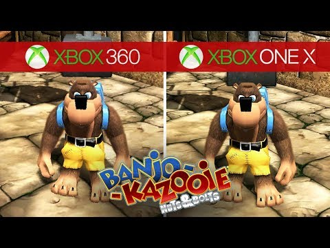 Banjo-Kazooie: Nuts & Bolts Review - Xbox 360 Review at