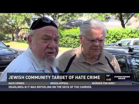 San Antonio Jewish Community Blasted With Anti Semitic Graffiti