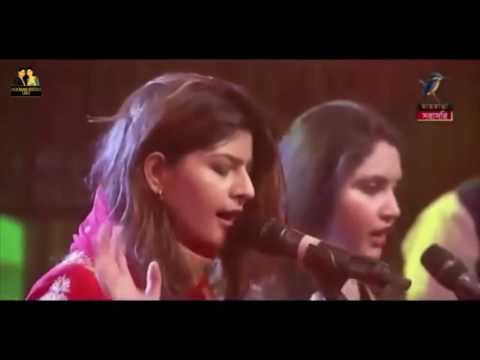 NOORAN SISTERS :-  LIVE PERFORMANCE  2016   | DAMA DAM MAST KALANDER  | OFFICIAL FULL VIDEO HD