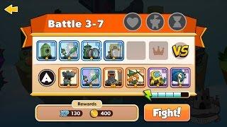 Tower Conquest Battle 3-7