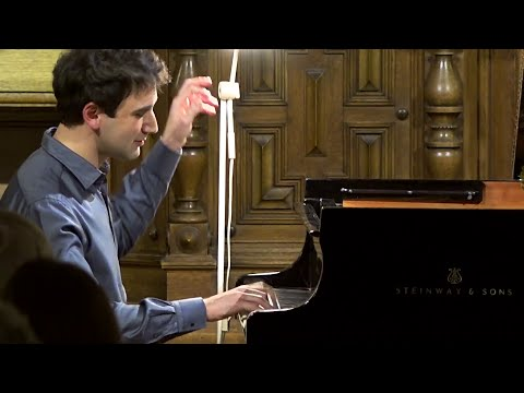 W. A. MOZART | Piano Sonata No. 12 in F major, K. 332 (HD1080), by VADIM CHAIMOVICH