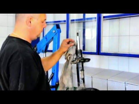 Восстановление газо масляных стоек. Ремонт амортизаторов безразборный ремонт амортизаторов