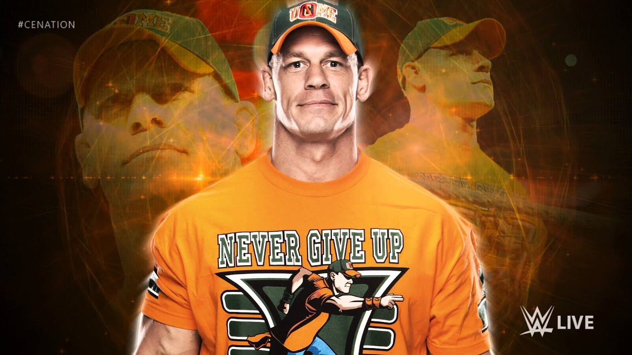 2005 2016 John Cena 6th WWE Theme Song The Time Is Now With Download Link