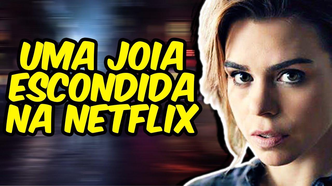 SÉRIE FANTÁSTICA QUE VAI TE PRENDER ATÉ O FIM!   COLLATERAL (Netflix)