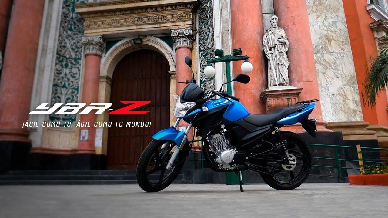 YBR-Z Ágil como tú - Yamaha Perú
