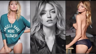 MARTHA HUNT Model Victoria's Secret Angel by Fashion Channel