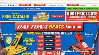 Harbor Freight Takes on Snap on!!!
