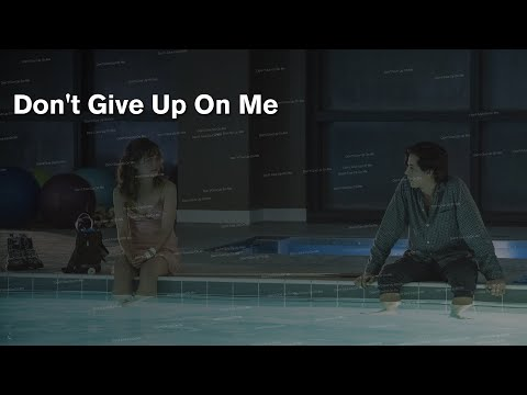 Five Feet Apart - Don't Give Up On Me , Lyrics Video