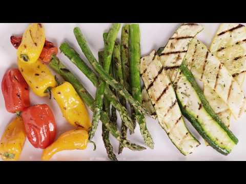 Wegmans Menu in Motion - How to Grill Veggies