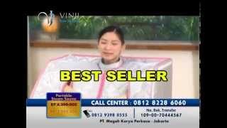 TVC Portable Steam Sauna Vinji Home Shopping TV