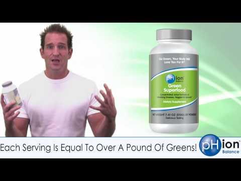 Green Drink - Alkalizing Superfood - 30+ Alkaline Forming Grasses & Veggies