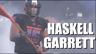 6'2 265 | Haskell Garrett '17 : Bishop Gorman (Las Vegas, NV) UTR Spotlight 2016