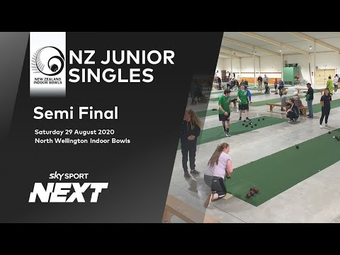 1995 New Zealand Indoor Bowls National Singles Part 1 from YouTube · Duration:  30 minutes 2 seconds