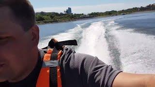 Первый Запуск На Воде, Обкатка После Капиталки Sea-Doo Gsx Гидроцикл