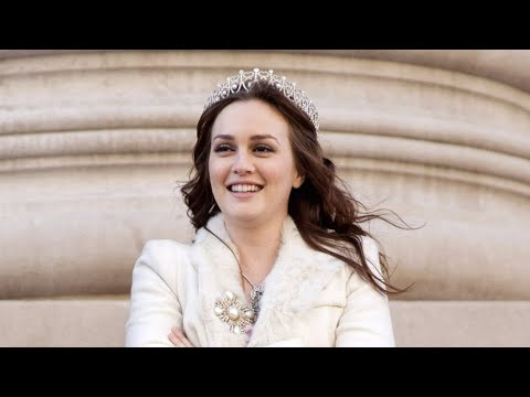 blair waldorf being iconic for 5 minutes