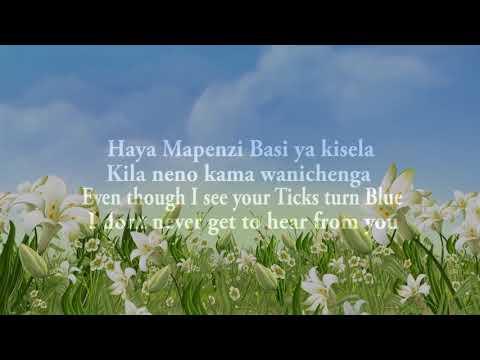 Kisela Karaoke - Vanessa Mdee Ft. P.square