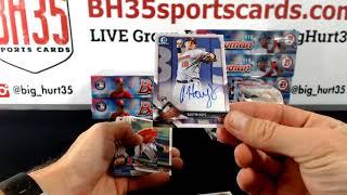 2018 Bowman Baseball Jumbo   8 Box Case Break Pick Your Teams #1